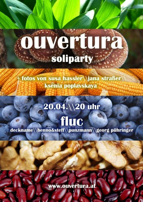 Ouvertura Soliparty 20.04.2017